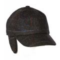 Baseball Tweed Cap - Green